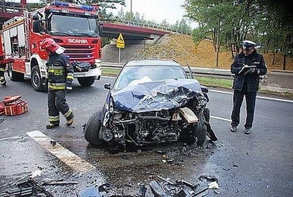 Lipiany: Wypadek w Lipianach