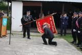 Ochotnicza Straż Pożarna w Buszkowicach otrzymała swój sztandar. OSP świętuje 75-lecie istnienia [ZDJĘCIA]