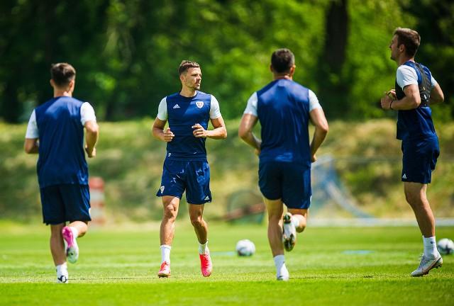 15.06.2021 r. Piast Gliwice rozpoczął treningi przed nowym sezonem PKO Ekstraklasy.