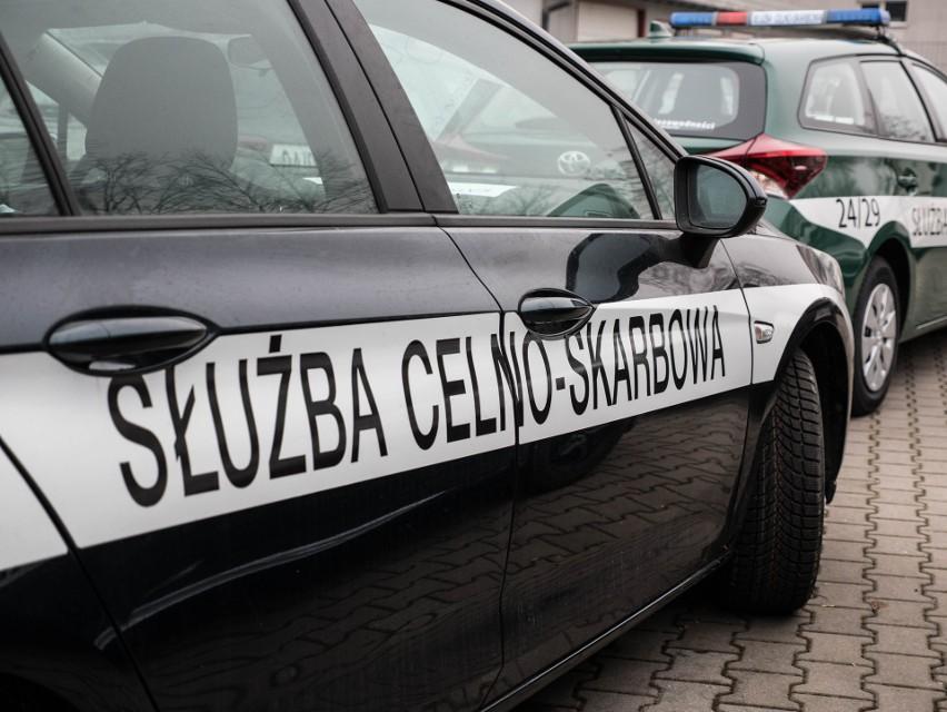 Funkcjonariusze śląskiej KAS udzielili na autostradzie...