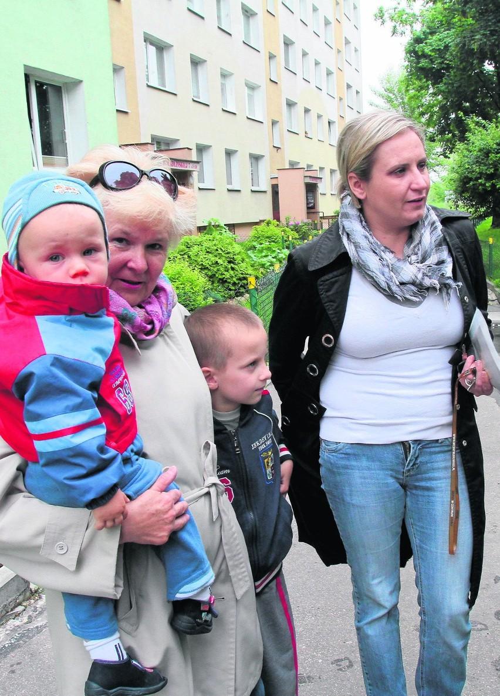 Dzieci z ulicy Niemojewskiego nie mają się gdzie bawić