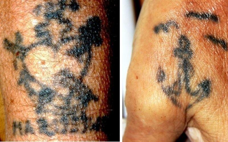 Wiesz Kim Jest Mężczyzna Rozpoznajesz Tatuaże Pomóż W