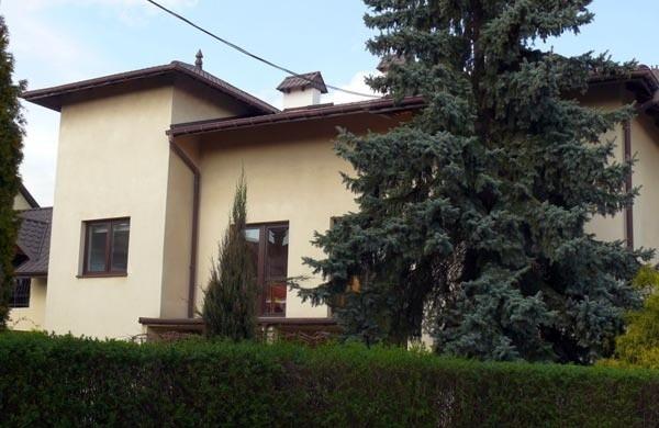 Dom rodziny Steczkowskich W Stalowej Woli.