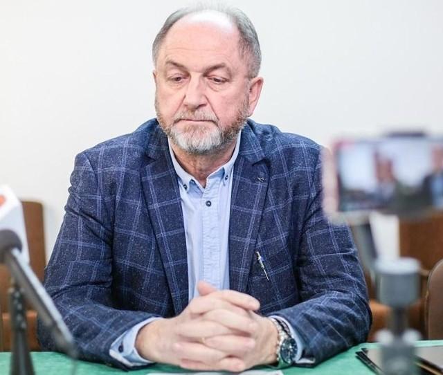 Zbigniew Kroczek.