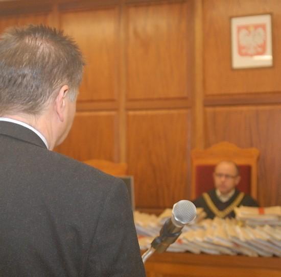 Janusz K. będzie zeznawał także na rozprawie w piątek