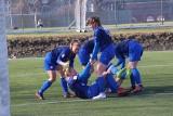 Piłka nożna kobiet. Premierwe zwycięstwo UKS SMS