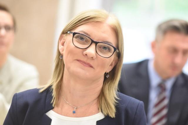 Małgorzata Paluch-Słowińska jest czwartym radnym, który dostał pracę w szpitalu marszałkowskim
