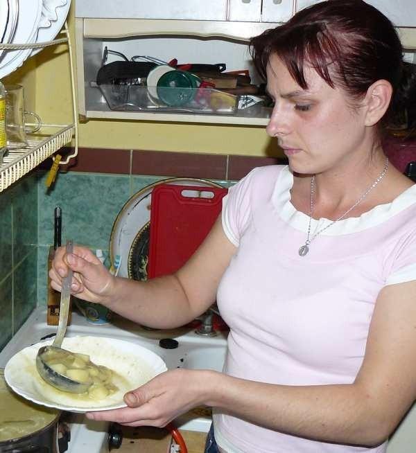 - W świetlicy nie będę mogła nawet ugotować obiadu dla dzieci, ani zrobić prania - martwi się Danuta Wierpulewska