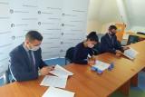 Termomodernizacje budynków szpitalnych w Krośnie Odrzańskim i Gubinie ruszą w tym roku. Podpisano umowę na dokumentację