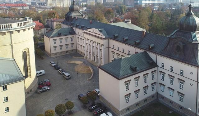 Katowicka Kuria Metropolitalna zamknięta do odwołania. Jeden z pracowników jest zarażony koronawirusem