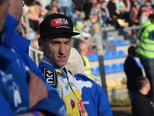 Kami Wieczorek (MrGarden GKM Grudziądz) wywalczył w 5. rundzie DMPJ w Grudziądzu 10 pkt (3,3,3,1) i był najlepszym zawodnikiem swojej drużyny