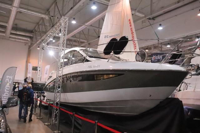 Boatshow 2018 w hali Expo Łódź