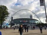Wokół meczu Anglia - Szwajcaria: spacer po legendarnym stadionie Wembley (ZDJĘCIA)