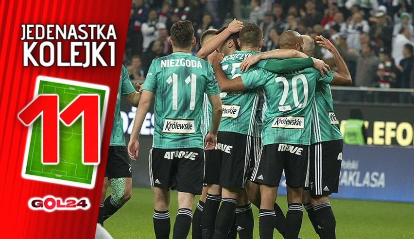 Trzynasta kolejka PKO Ekstraklasy okazała się bardzo pechowa...