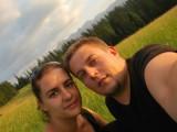 Katarzyna  i Maciej walczą o pierwsze miejsce