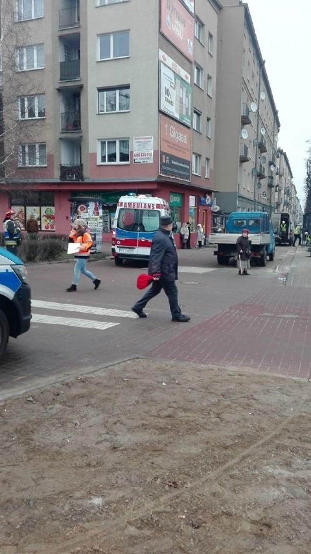 Kobieta w ciąży wbiega wprost pod tramwaj. Do wypadku doszło...