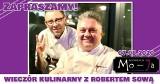 Wieczór kulinarny z Robertem Sową. Słynny restaurator będzie gotował w Kielcach
