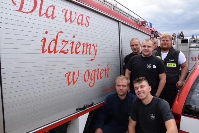 Tak było na Fire Truck Show w Główczycach w ubiegłym roku.