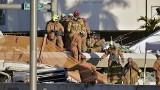 Floryda: zawalił się 12-piętrowy apartamentowiec. Trwa dramatyczna walka o dotarcie do uwięzionych ludzi. Sa ofiary śmierlene.