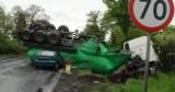 Wielkopolska: Tragiczny weekend majowy na drogach. Zginęły 4 osoby [ZDJĘCIA]