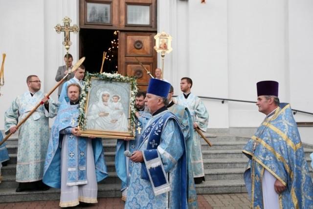 Uroczystości ku czci Białostockiej ikony Matki Bożej