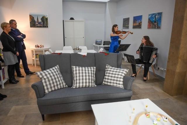 Centrum Inicjatyw Rodzinnych otwarto w Arkadii