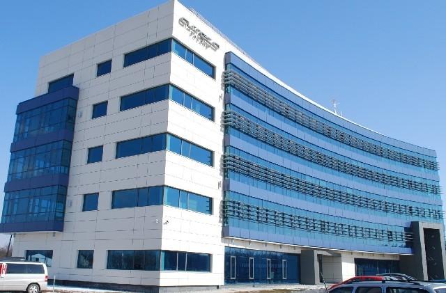 Tak prezentuje się nowa siedziba Asseco Poland S.A. Fot. Archiwum