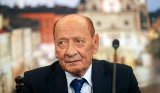 Tadeusz Ferenc przebywa w szpitalu. Testy potwierdziły koronawirusa.