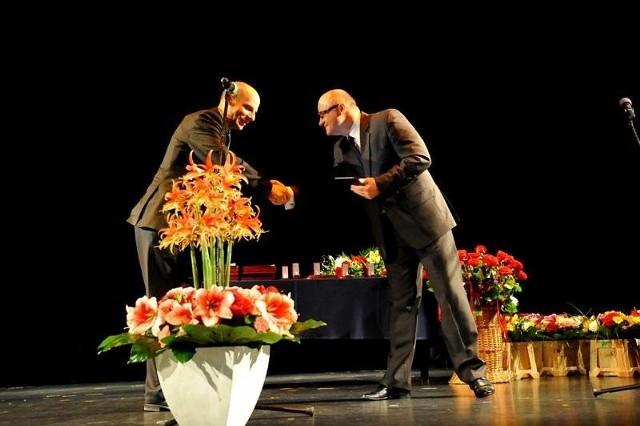 Gala Kobieta Przedsiębiorcza 2012