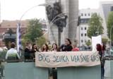 Festiwal Wiary w Rzeszowie. Dziś litania na okrągłej kładce