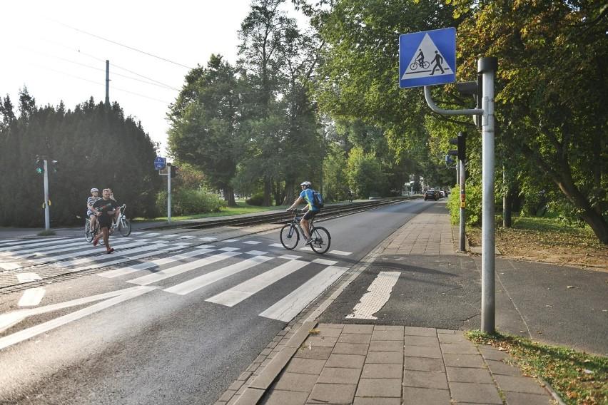 GDDKiA chce likwidacji niektórych przejść dla pieszych.