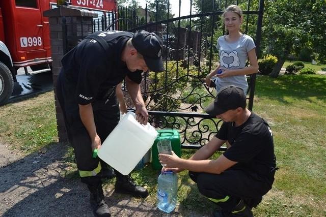 Mieszkańcom gminy Koniecpol wciąż doskwiera brak wody