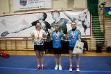 Troje podwójnych medalistów z Suchedniowa. Mistrzostwa Polski młodzików młodszych w badmintonie odbyły się w Suchedniowie [ZDJĘCIA]
