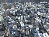 Mysłowice. Niebezpieczne odpady z Brzezinki zostaną wywiezione. Miasto weźmie pożyczkę, by pozbyć się ekologicznej bomby