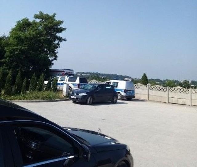 W środowe przedpołudnie na miejscu działali policjanci i prokurator