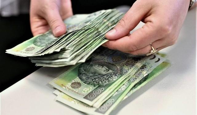 Policja w Bełchatowie szuka właściciela zgubionych pieniędzy