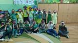 Przedszkolaki z Kamieńczyc świętowały na zielono. Uczyły się w ten sposób wspólnej odpowiedzialności za Ziemię (ZDJĘCIA)