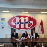 Mlekovita będzie współpracowała ze spółką z Kazachstanu. Jest umowa (zdjęcia)