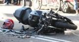 Kolejny wypadek jednośladu. Motocyklista zginął pod kołami ciężarówki