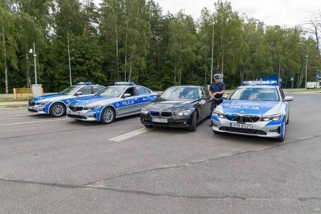 """Pierwsza grupa specjalna """"Speed"""" powstała w stołecznym wydziale ruchu drogowego w październiku 2018.r. Komenda Główna Policji zdecydowała, że takie zespoły zostaną utworzone w każdej komendzie wojewódzkiej."""