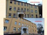 W szpitalu w Wąbrzeźnie trwa termomodernizacja. Sprawdzamy, jak postępują prace