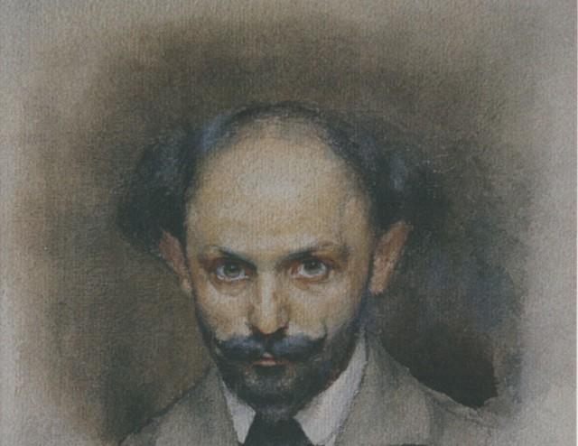 Antoni Stefanowicz – autoportret