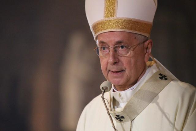 W katedrze nabożeństwo odprawi abp Stanisław Gądecki