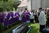 Bp Jan Bagiński został w poniedziałek pożegnany w Opolu. Służył diecezji jako kapłan przez 63 lata