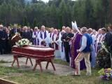 Pogrzeb byłego arcybiskupa Józefa Wesołowskiego w Czorsztynie [ZDJĘCIA]