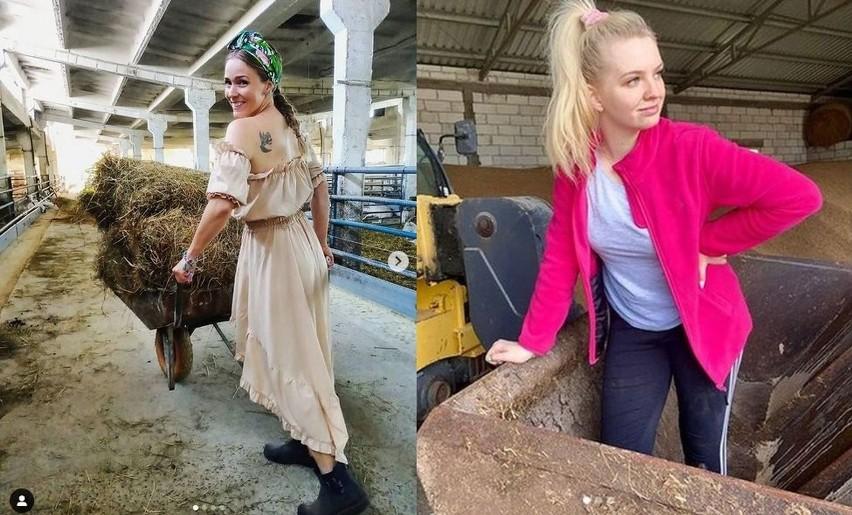 Najpiękniejsze rolniczki z Podlasia i Polski. Te dziewczyny pracy się nie boją!
