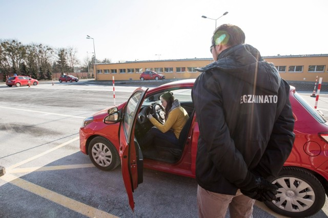 """Wybieracie się na kurs prawa jazdy kat """"b"""" i chcecie skorzystać z oferty ośrodków szkolenia kierowców w Grudziądzu? Prezentujemy średnie wyniki zdawalności egzaminów praktycznych i teoretycznych grudziądzkich szkół nauki jazdy w 2018 roku. * kolejność prezentacji szkół jest przypadkowa"""