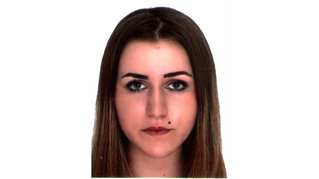 Klaudia Graban, poszukiwana 15-latka z powiatu starogardzkiego