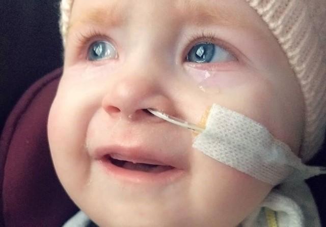 Mała Hania nie ma szans na życie, bez naszej pomocy