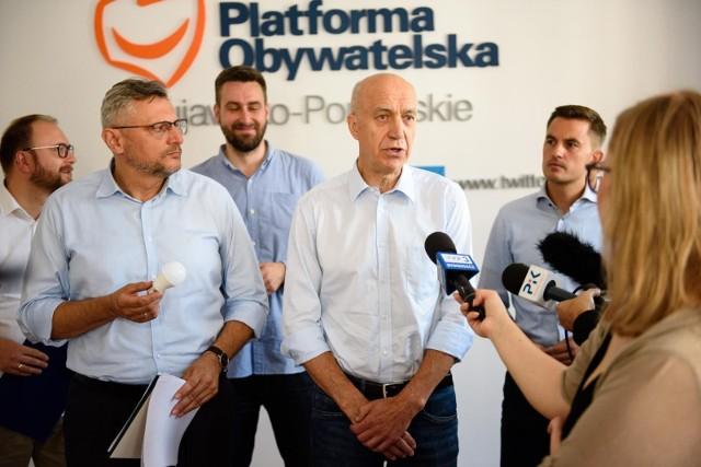 Waży się sprawa kary dla senatora Antoniego Mężydły za poparcie PiS-owskiego kandydata na prezesa IPN.